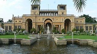 Palacio de la Orangerie