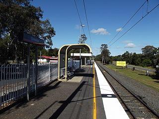 Ormiston railway station railway station in Brisbane, Queensland, Australia