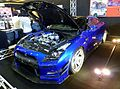 Osaka Auto Messe 2014 (134) PHOENIX POWER - Nissan GT-R (DBA-R35).JPG