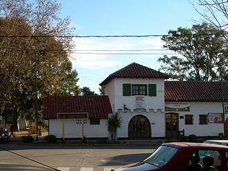 La Cumbre, Argentina - Community center, La Cumbre.