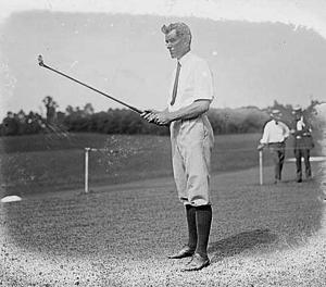 Otto Hackbarth - Hackbarth in July 1921