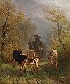 Otto von Thoren - Encounter on the Country Road.jpg