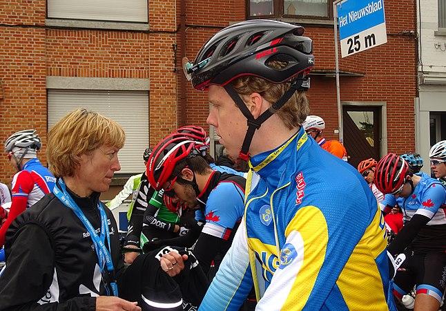 Oudenaarde - Ronde van Vlaanderen Beloften, 11 april 2015 (C07).JPG