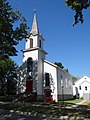 Our Saviour's Evangelical Lutheran Church, Manistee, Michigan.JPG