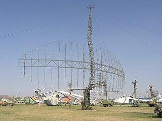 P-14 radar