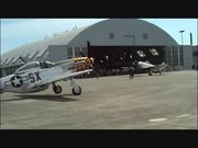 File:P-51D Mustang and P-47D Thunderbolt fly-by Aug 2009 at Paine Field USA.ogv