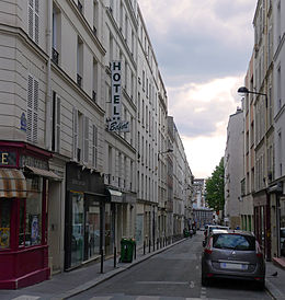 Image illustrative de l'article Rue de Belfort (Paris)