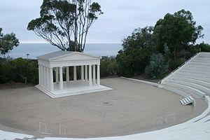 Point Loma Nazarene University - Greek theater