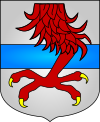 Coat of arms of Dobrzany