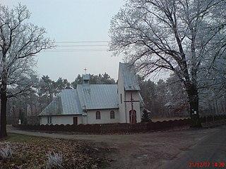 Nowa Kuźnia, Bolesławiec County Village in Lower Silesian, Poland