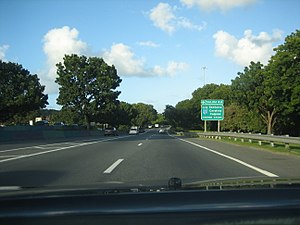 Puerto Rico Highway 2 - PR-2 near Caparra