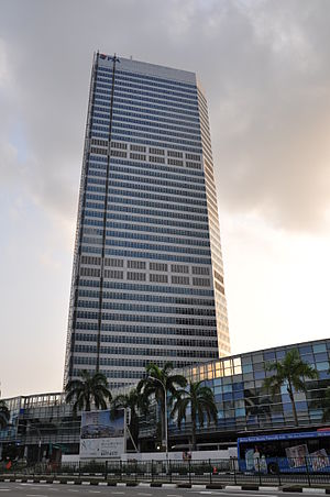PSA International - PSA Building, the PSA Group's headquarters in Singapore