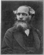 James Clerk Maxwell.