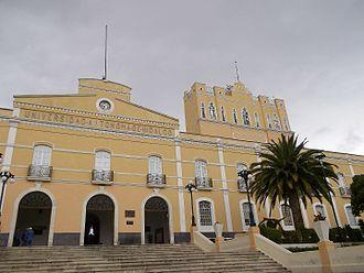 Universidad Autónoma del Estado de Hidalgo - Image: Pachuca Centro (19)