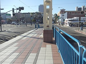 Pacific Blue Line Station 2 Jpg