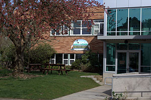 Pacific Crest Community School - Image: Pacific Crest Community School Portland Oregon