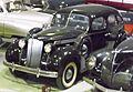 Packard Eight (One-Twenty) Touring Limousine Model 1190 oder Touring Sedan Model 1191 1938.JPG