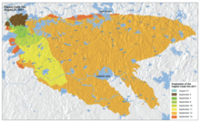 Bwca Fire Map.Pagami Creek Fire Wikipedia