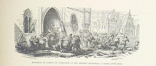 Page 311 of 'Histoire de Belgique depuis les temps primitifs jusqu'à nos jours. (With coloured illustrations.)' (11303726495)