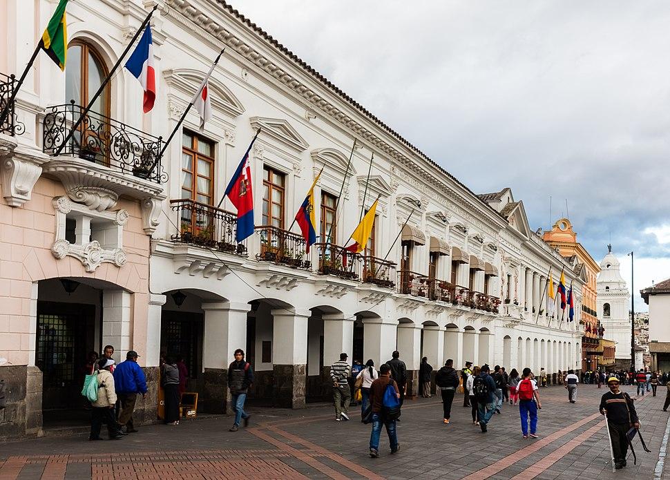 Palacio Municipal, Quito, Ecuador, 2015-07-22, DD 189