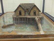 Villaggi palafitticoli for Costruire una casa sulla spiaggia su palafitte