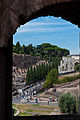 Palatine from Colosseum, Rome, 7 Sept. 2011 - Flickr - PhillipC.jpg