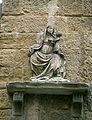 Palazzo antellesi via condotta, madonna della bottega di jacopo della quercia.JPG