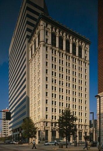 Palmetto Building, 1400 Main Street at Washington Street, Columbia (Richland County, South Carolina)