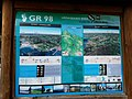 Panell informatiu GR 98 a Bermeo, 2019.jpg