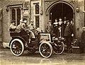 Panhard & Levassor autocar, C S Rolls driver and George V.jpg