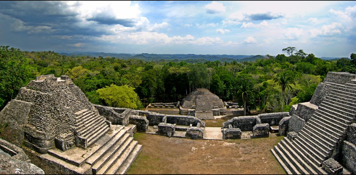 Resultado de imagem para El Caracol- Belize
