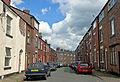 Paradise Street from Newton Street, Macclesfield.jpg