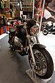 Paris - Salon de la moto 2011 - Moto Guzzi - Bellagio Aquila Nera - 002.jpg