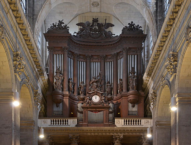 file paris 06 st sulpice organ wikimedia commons. Black Bedroom Furniture Sets. Home Design Ideas