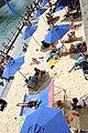 Paris Plages 2016 sur la Voie Pompidou à Paris le 14 août 2016 - 04.jpg