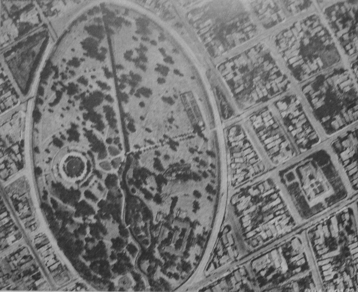Parque Saavedra Wikipedia La Enciclopedia Libre