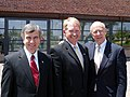 Pat Roberts, Mike Johanns, and Tom Toll.jpg