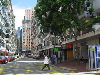 Paterson Street - Paterson Street