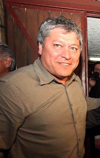Patricio Yáñez - Image: Patricio Yáñez