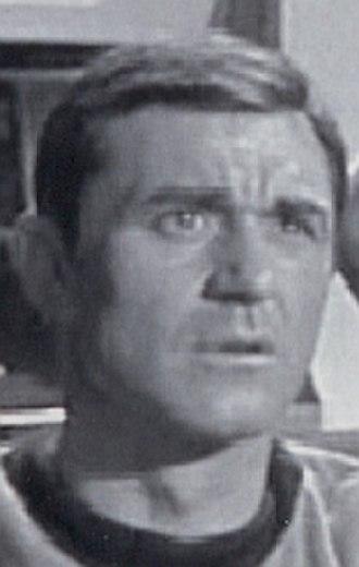 Paul Comi - Paul Comi in Star Trek
