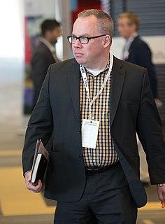 Paul Wells Canadian political writer