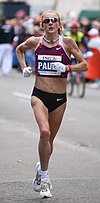 Paula Radcliffe in 2008