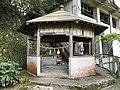 Pavilion on sando of Taikodani Inari Shrine.jpg