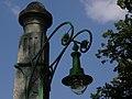 Payerbach - Jugendstil-Lampe beim Parksteg.jpg