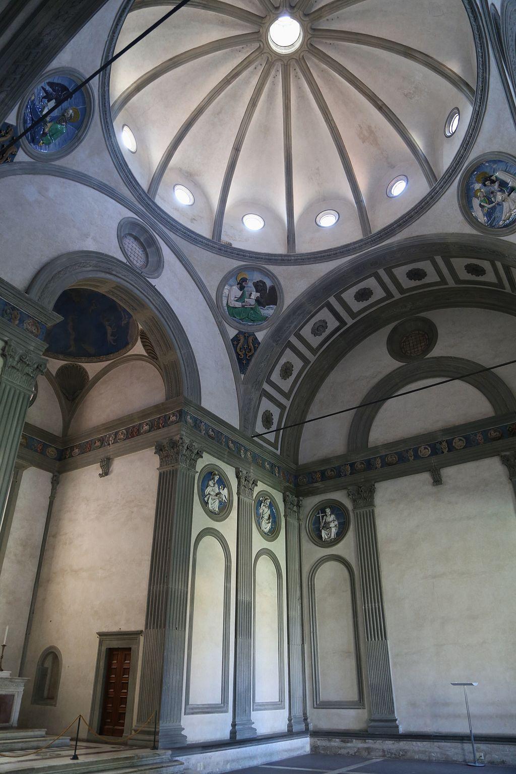 Pazzi Kapelle Santa Croce Florenz-7