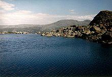 Peñalara's Laguna grande