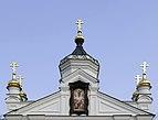 Pechersky Ascension Monastery - Entrance (Nizhny Novgorod, 2007).jpg
