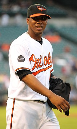 Pedro Strop on September 12, 2011.jpg