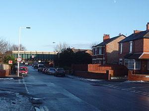 Blowick - Image: Peel Street 283
