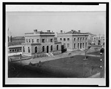 Peking, U.S. Legation, Secretary's home and the Chancery.jpg